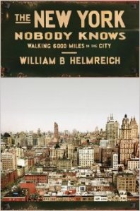 The New York Nobody Knows (book cover)